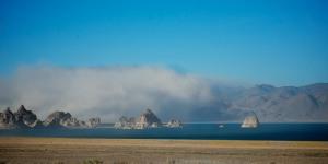Pyramid Dust Storm